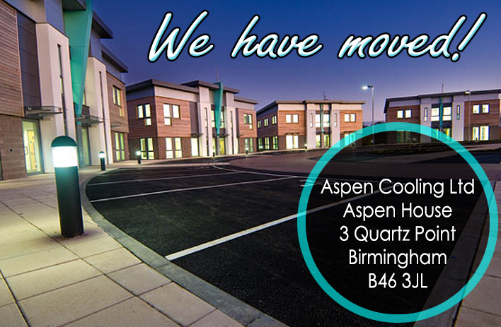 Aspen Cooling Move to New Offices